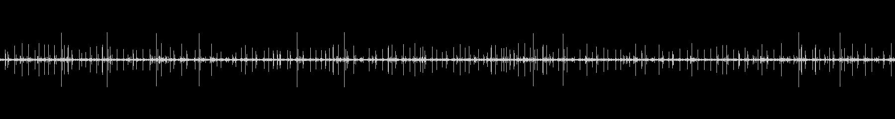 レコードノイズ Lofi ヴァイナル09の未再生の波形
