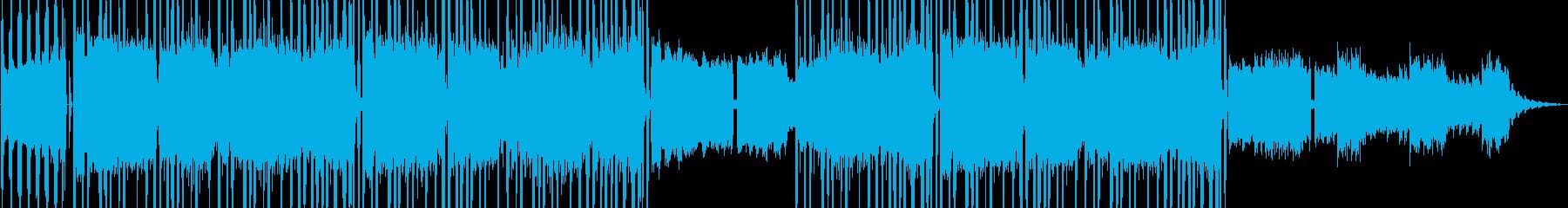 ギャングラップ スタイリッシュ 電...の再生済みの波形