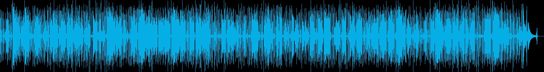 楽しいアニメに合う明るいソロジャズピアノの再生済みの波形