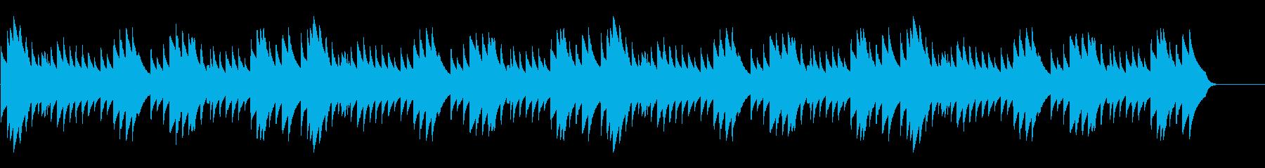 シャボン玉・遅い 16bit44kHzの再生済みの波形
