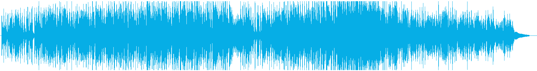 サラサラ ジャズ ドラマチック リ...の再生済みの波形