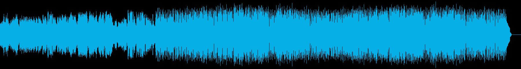 昭和レトロのリズムにうっとりするソプラノの再生済みの波形
