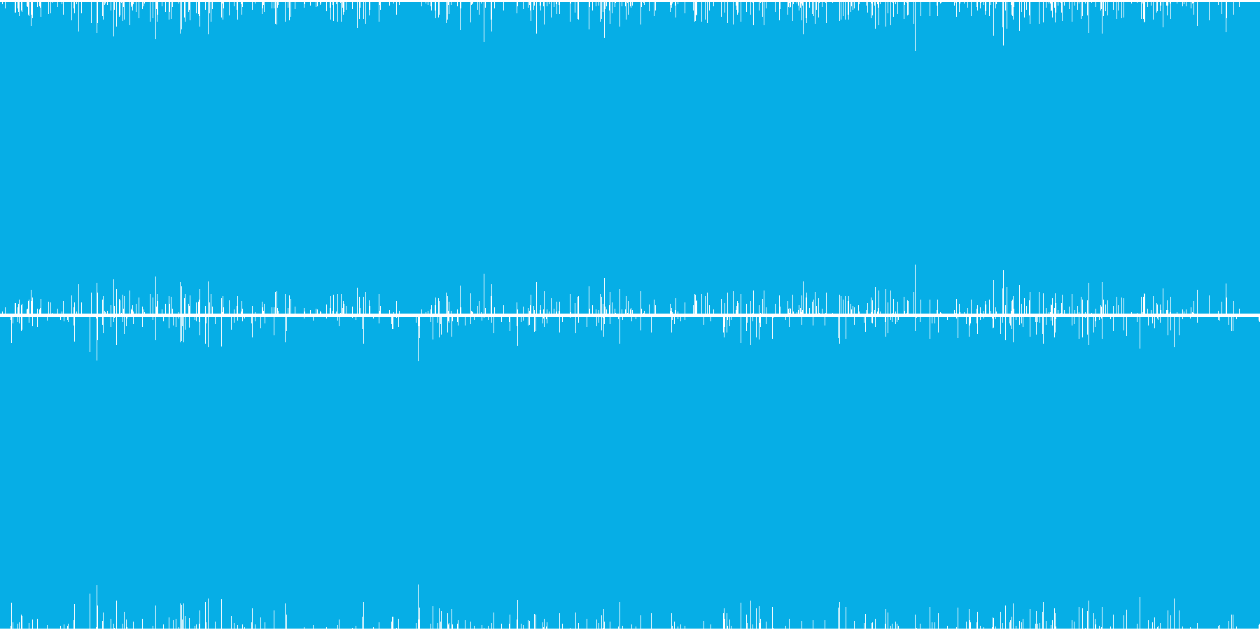 ゲーム トランス 01v和風の再生済みの波形