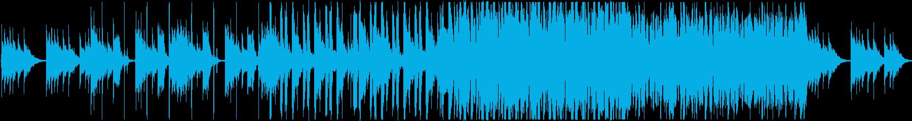 怪しいハロウィン研究所の再生済みの波形