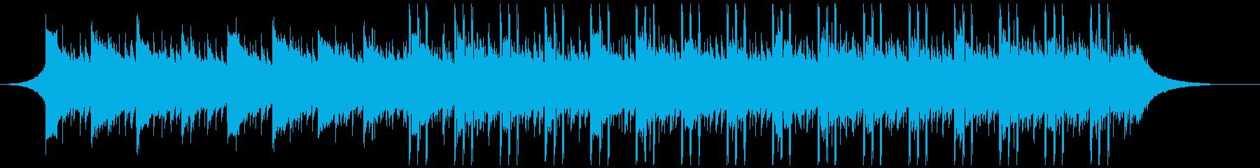 デジタルテクノロジー(60秒)の再生済みの波形