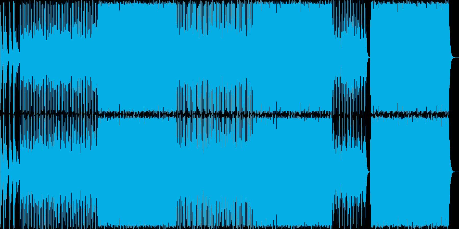 和風/和楽器(三味線・琴・太鼓)/B1の再生済みの波形