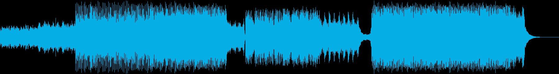 エレクトロ/ダンサブル/幻想的の再生済みの波形