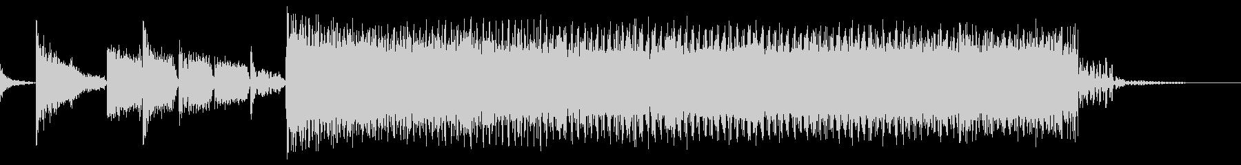 スラッシュALT。混合の未再生の波形
