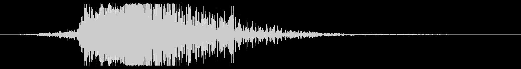 クランチ・ブライト・メタルクローズ...の未再生の波形