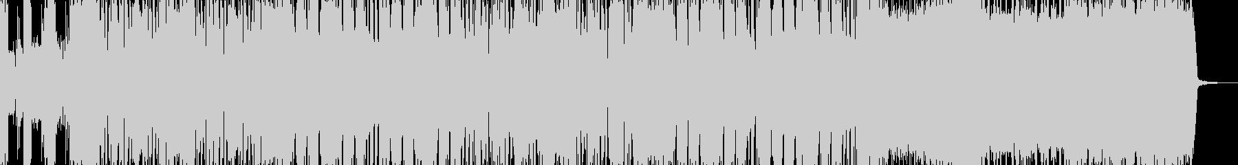 メタル 積極的 焦り ワイルド 燃...の未再生の波形