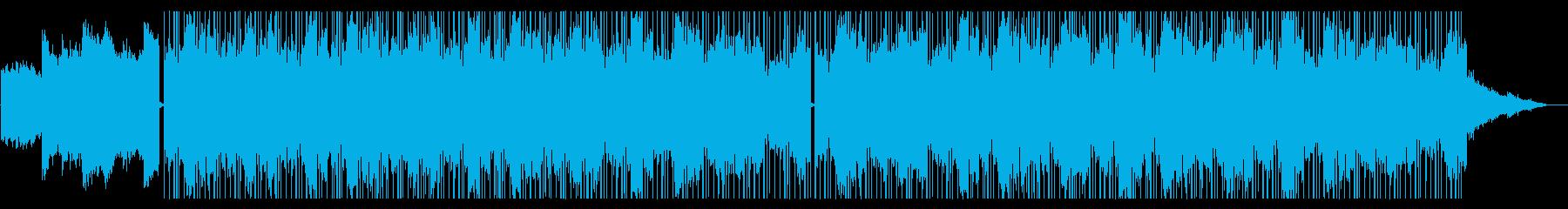 幻想、落ち着くチル・ヒップホップの再生済みの波形
