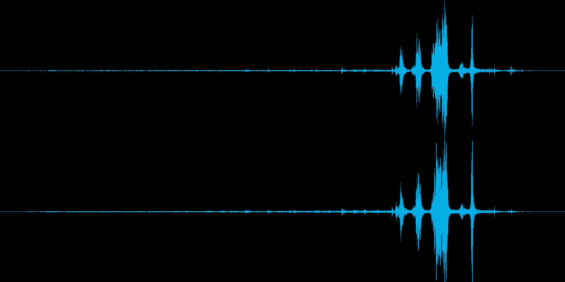 ヴィンテージ1915エレクトリック...の再生済みの波形