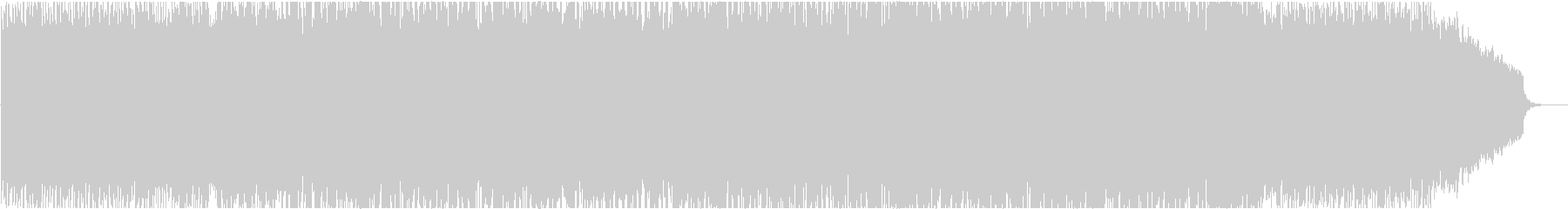 企業VP14 24bit44kHzVerの未再生の波形