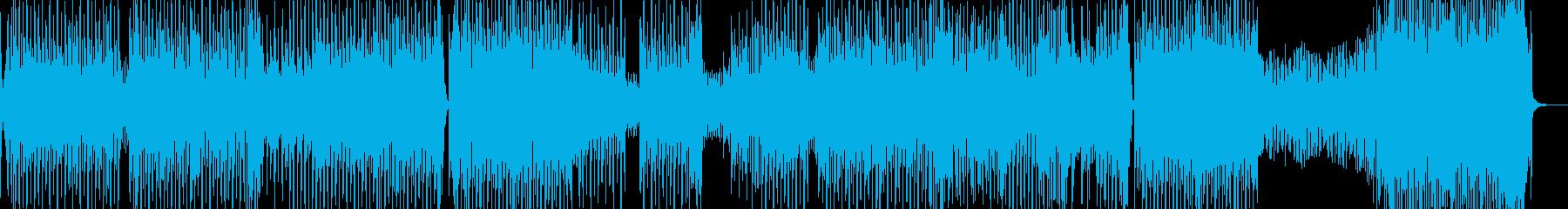 メタボ解消!コミカルテクノ 並足・S2の再生済みの波形