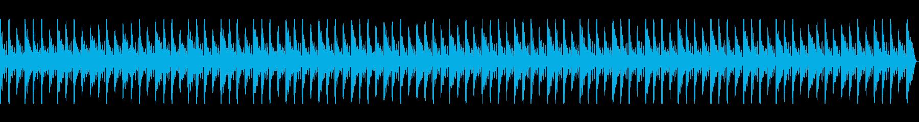 Vtuberの配信 ロマンチック offの再生済みの波形