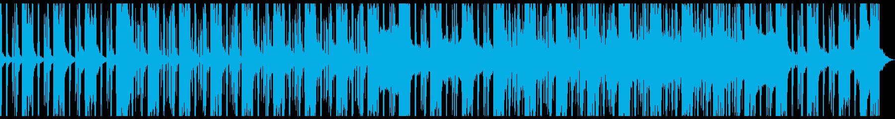 コード進行がおしゃれなチルトラック♪の再生済みの波形