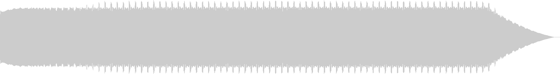 ファミコンチャージSEの未再生の波形