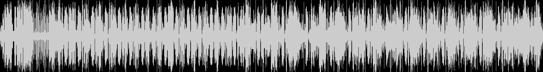 ギュイーン(発射音など)の未再生の波形