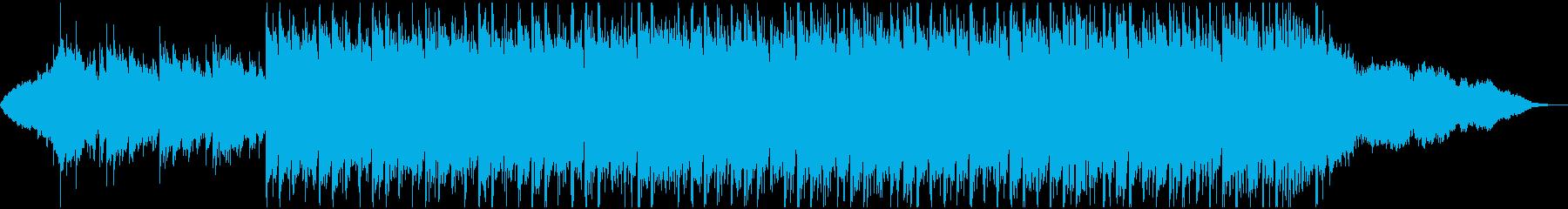 企業VP,コーポレート,さわやか,60秒の再生済みの波形