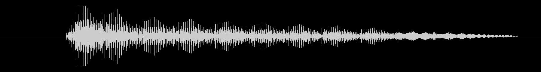 FX アーケードスーパージャンプ01の未再生の波形