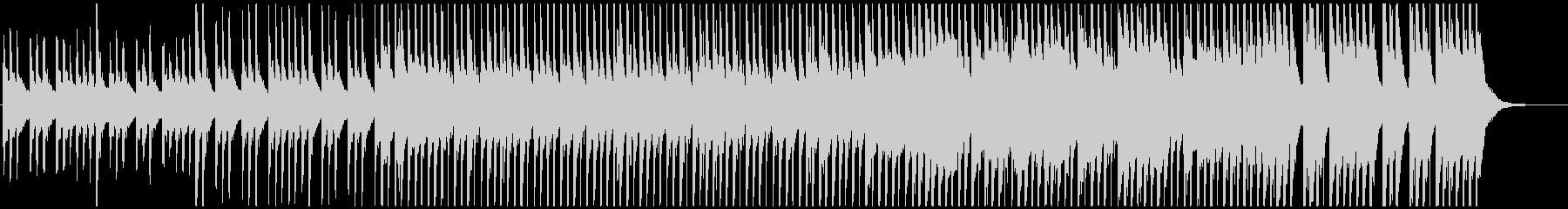 和楽器アンサンブル 三三七拍子モチーフの未再生の波形