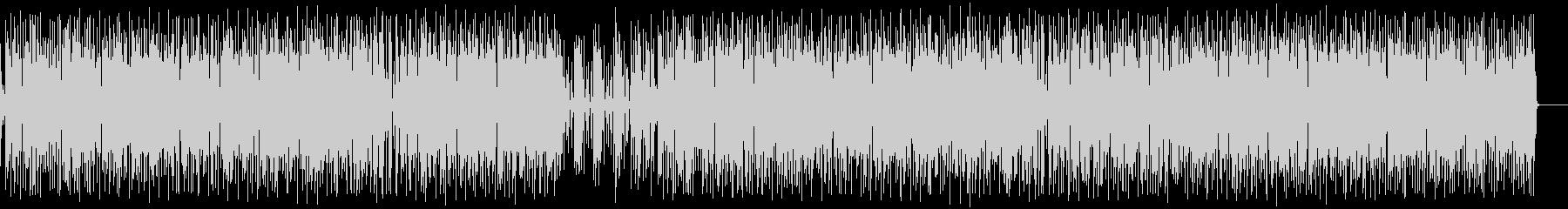 ほのぼの生アコギ&Eギターのポップスの未再生の波形