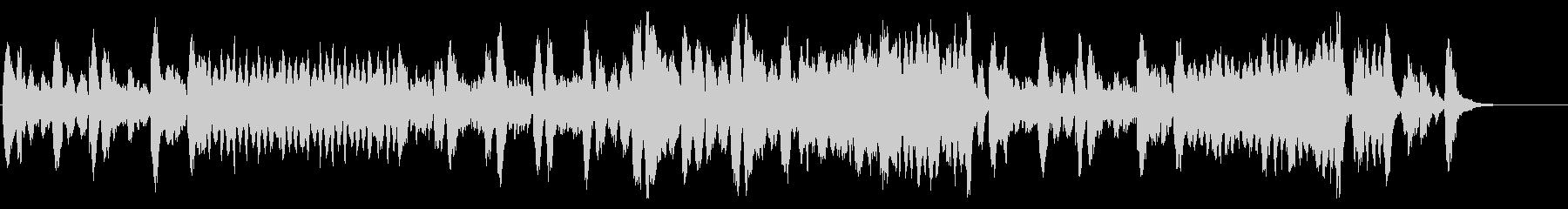 ゴシック/クラシカル/王宮の未再生の波形