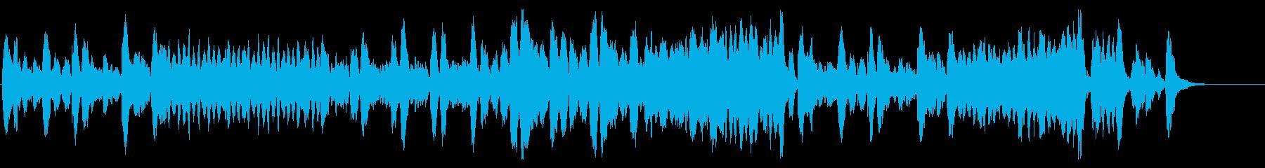 ゴシック/クラシカル/王宮の再生済みの波形