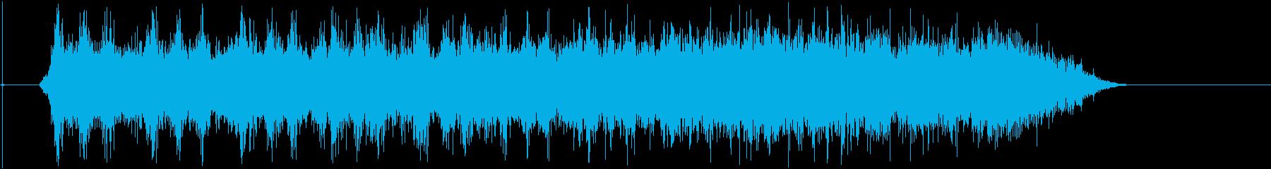 サンフェルミン1月1日の再生済みの波形