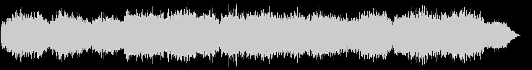 あやしいオバさん❤不思議な歌とハープ❤Bの未再生の波形