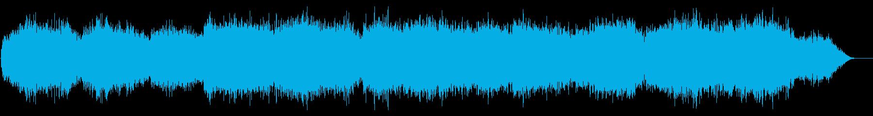 あやしいオバさん❤不思議な歌とハープ❤Bの再生済みの波形