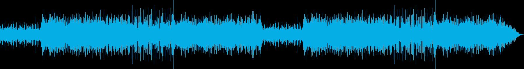 VPオープニング風の曲です。の再生済みの波形