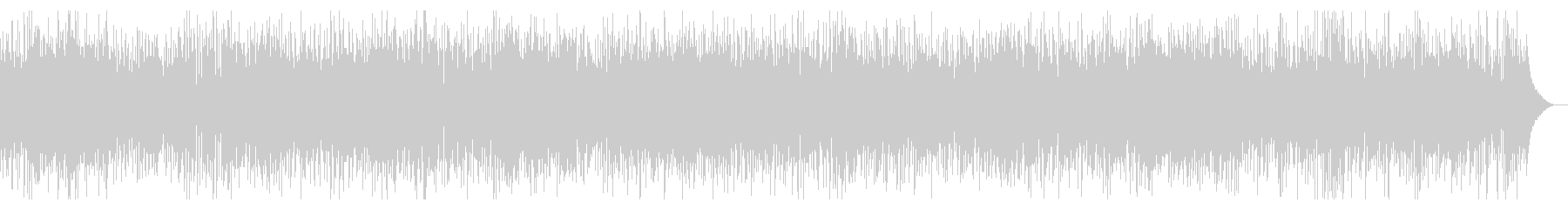 A fast, energetic and hard rock and roll piano band's unreproduced waveform