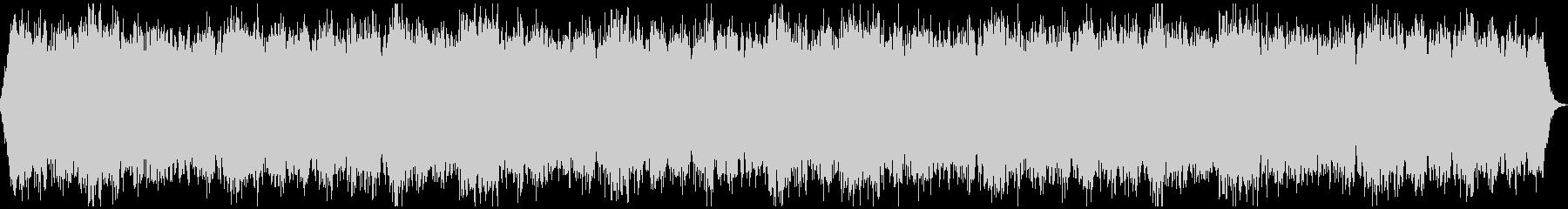 自然音 心を浄化する Short Verの未再生の波形