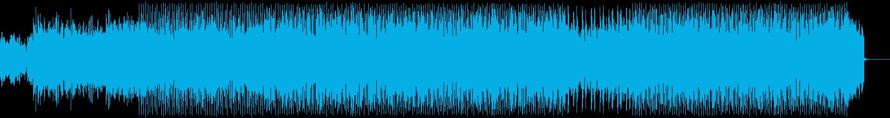 科学の謎に迫るドキュメント系アンビエントの再生済みの波形