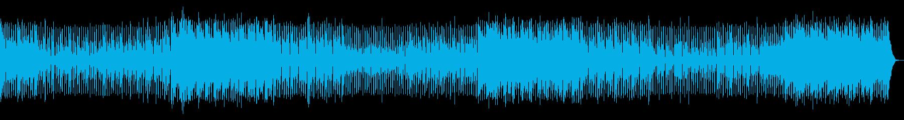 電話の呼び出し音。電子。の再生済みの波形