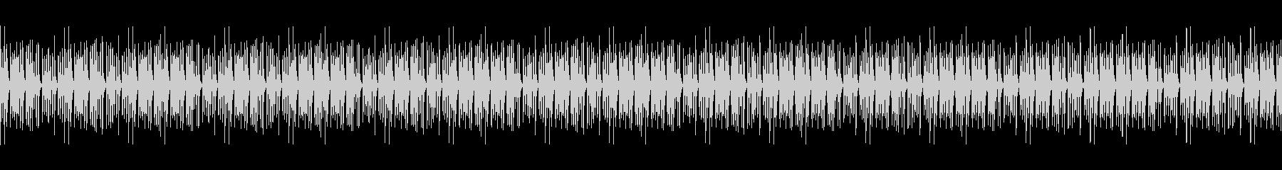Vtuberの配信 雑談向けBGM 10の未再生の波形