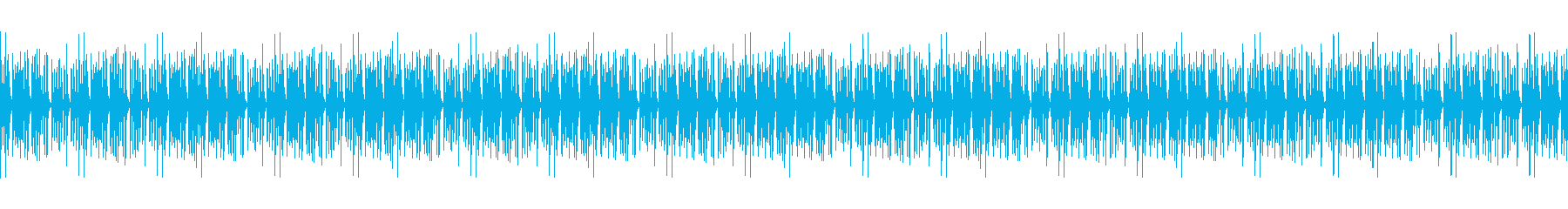Vtuberの配信 雑談向けBGM 10の再生済みの波形