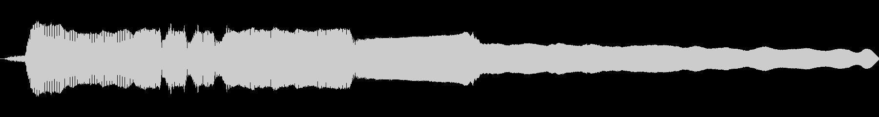 こぶし03(C)の未再生の波形