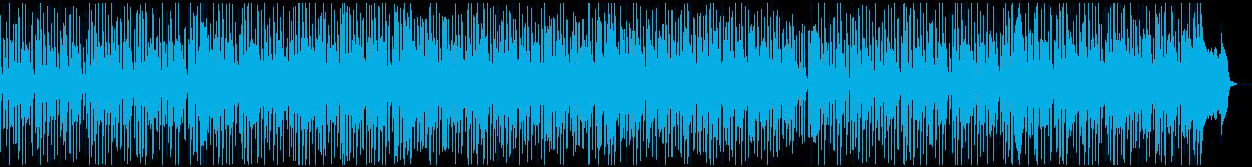 スキップしたくなる楽しいポップソングHRの再生済みの波形