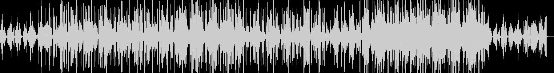 ピアノが印象的な和テイストのヒップホップの未再生の波形