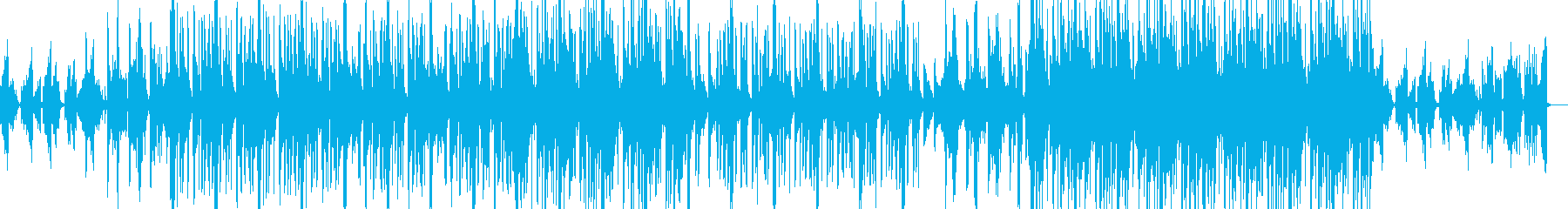 ピアノが印象的な和テイストのヒップホップの再生済みの波形