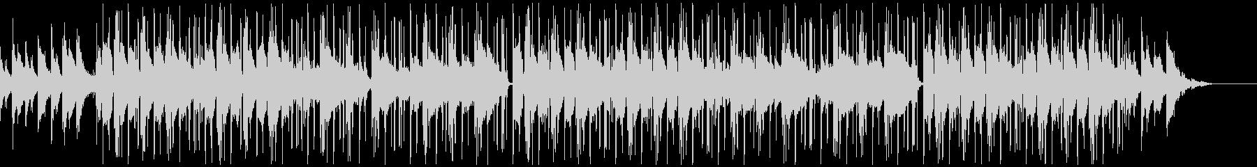 穏やか・メランコリック/チルアウトBGMの未再生の波形