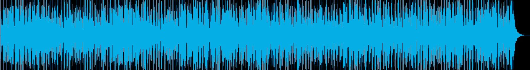 秋に想いを焦がすイメージのジャズファンクの再生済みの波形
