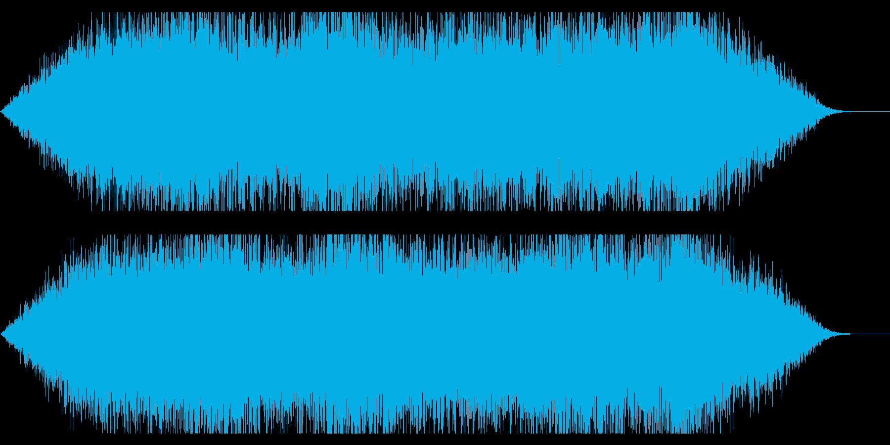 Dark_ホラーで怪しく神秘的-16_Sの再生済みの波形