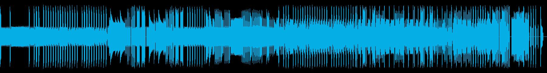 熊蜂の飛行 ゲームサウンドの再生済みの波形