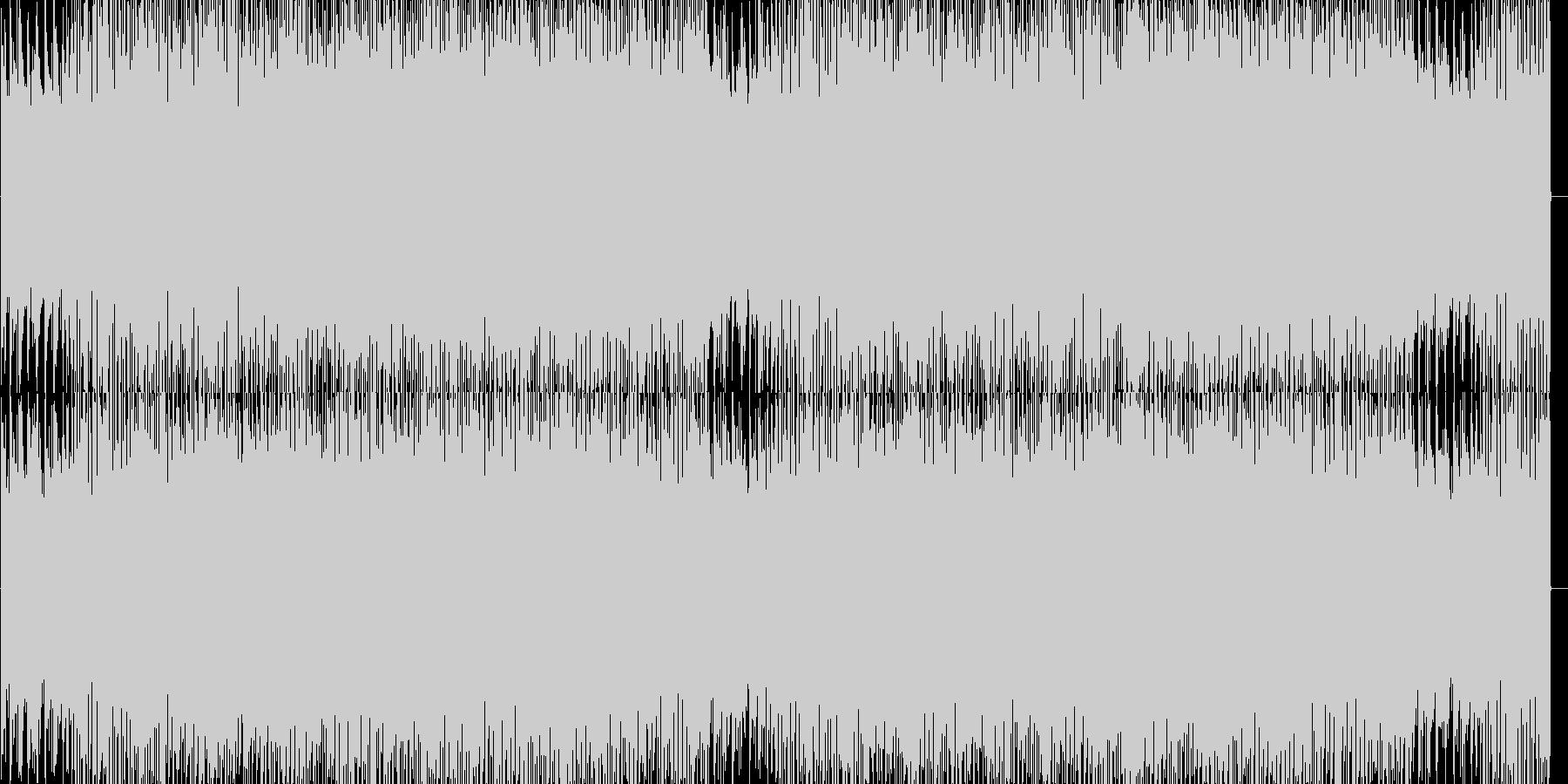 桃太郎活劇ステージ風和風メロの未再生の波形