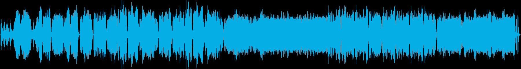 チャルダッシュ(フルートピアノ伴奏)の再生済みの波形