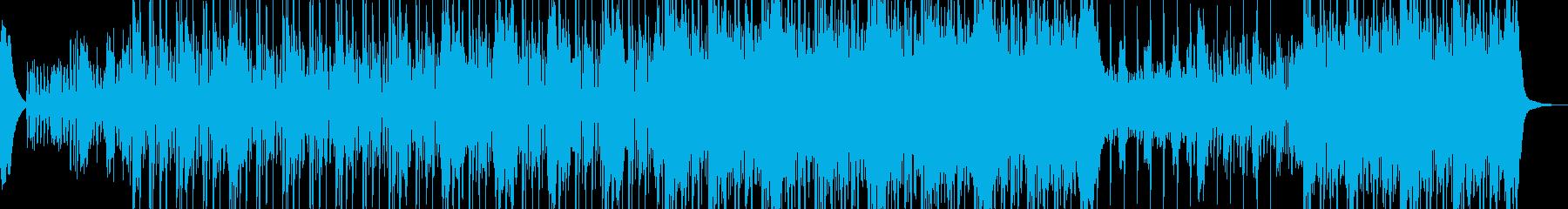 冒険・お香漂う怪しい雰囲気のR&B 短尺の再生済みの波形