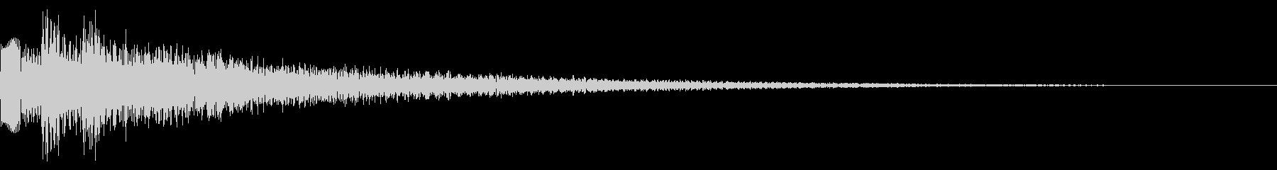 キラキラ/連鎖/コンボ/2回目の未再生の波形